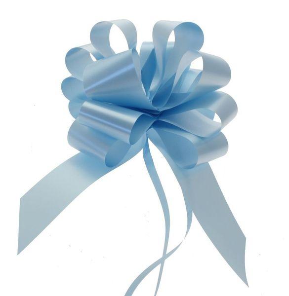 Light Blue Single Pull Bow