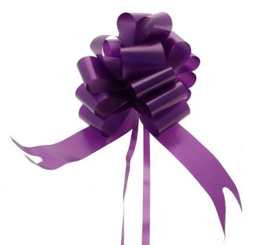 Purple Single Pull Bow