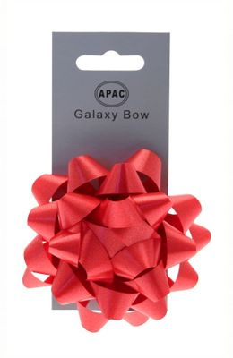 Red Galaxy Bow