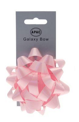 Pink Galaxy Bow