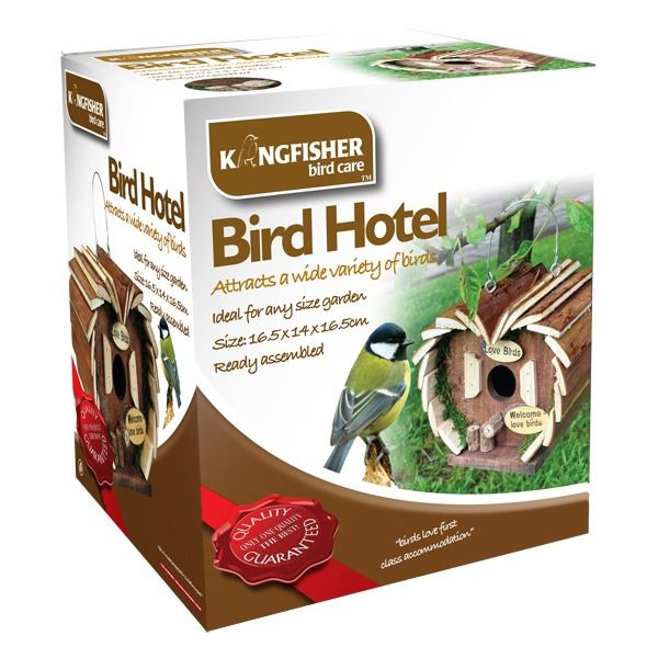 Kingfisher Bird Hotel