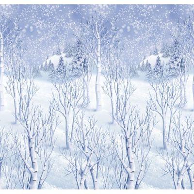 Winter Wonderland Scene Setter