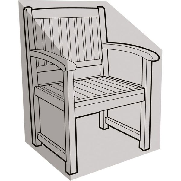 Garland Armchair Cover - Cover over chair