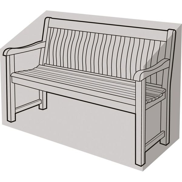 Garland 2 Seater Bench Cover - Cover over bench