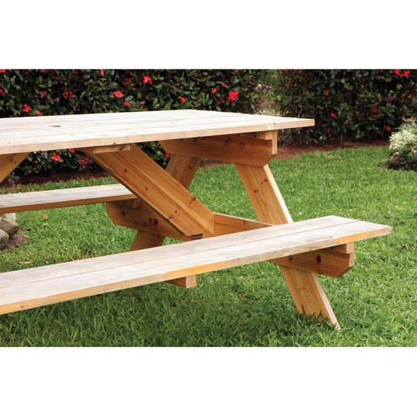 Garland 6 Seater Picnic Table Cover - Table cover