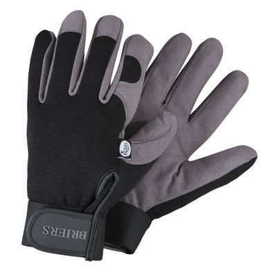 Briers Professional Gardening Gloves - Mens Medium