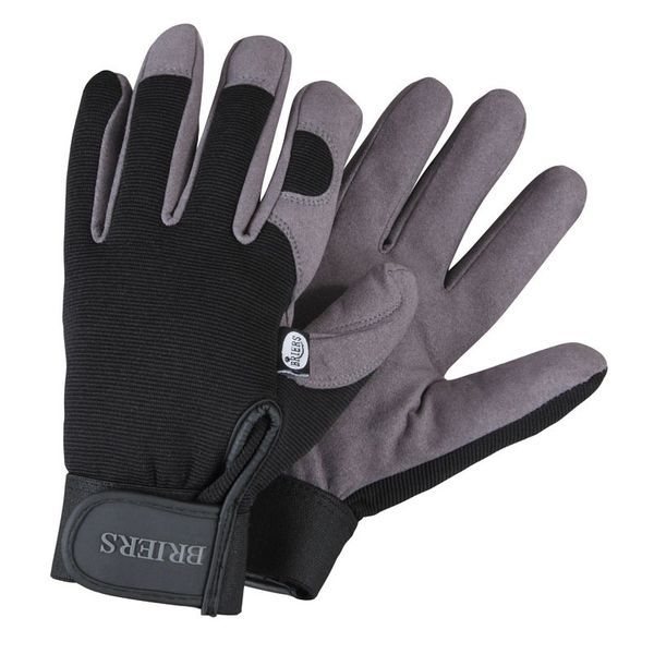 Briers Professional Gardening Gloves - Mens Large