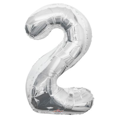 Big Number Balloon
