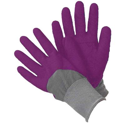 Briers All Seasons Gardening Gloves - Medium - Purple