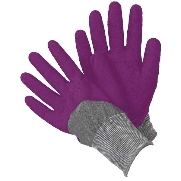 Briers All Seasons Gardening Gloves - Medium - Purple