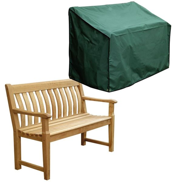 Bosmere Premier 2 Seater Bench Cover