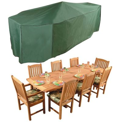 Bosmere 8 Seater Rectangular Patio Set Cover