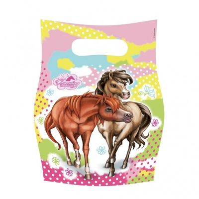 Charming Horses Party Loot Bags