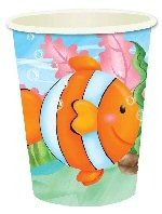 Clown Fish Party Cups