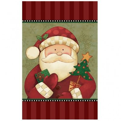 Cosy Santa Party Tablecover