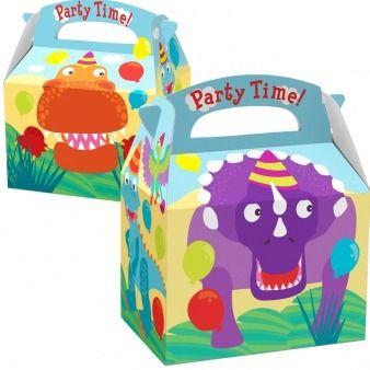 Dinosaur Party Food Box