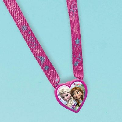 Frozen Charm Necklaces