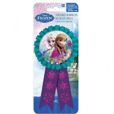 Frozen Confetti Award Ribbon