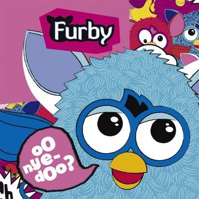 Furby Party Napkins