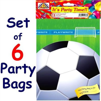 Great Value Football Party Bags
