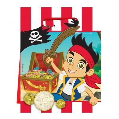 Jake and the Never Land Pirates Party Bags