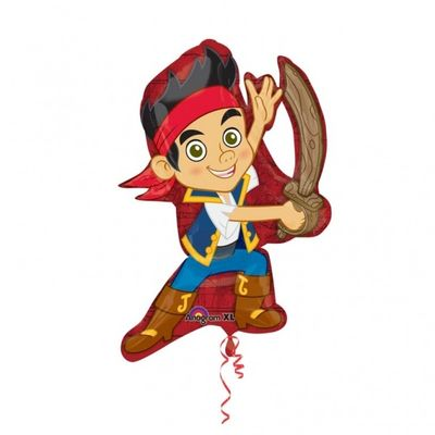 Jake and the Never Land Pirates SuperShape Foil Balloon
