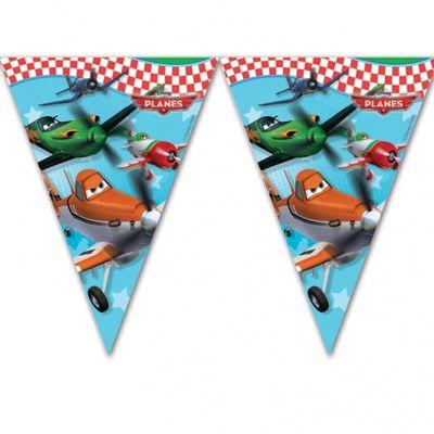 Disney Planes Party Flag Banner