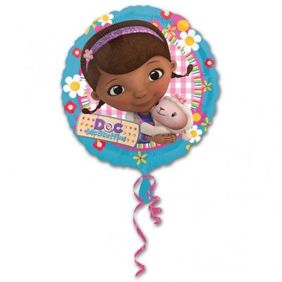 Doc Mcstuffins Party Foil Balloon