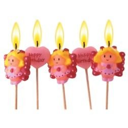 Fairy Princess Party Candles