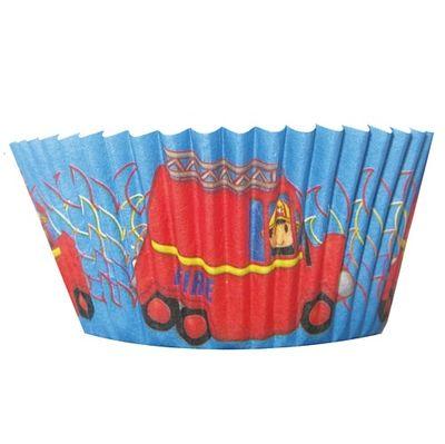 Fireman Cupcake Cases