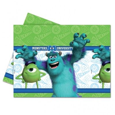 Monsters University Party Tablecover