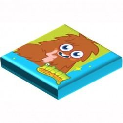 Moshi Monsters Party Napkins