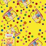 Mr Tumble Happy Birthday Wrapping Paper