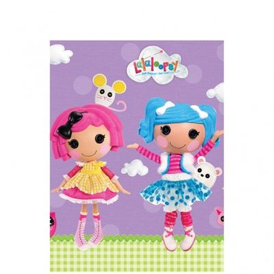 Lalaloopsy Party Paper Tablecover