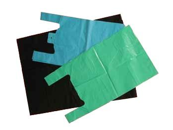 Plain Carrier Bags