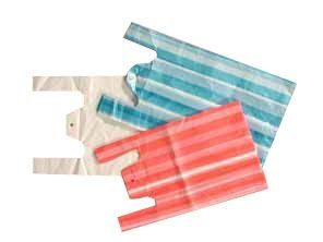 Striped Hurricane Bags