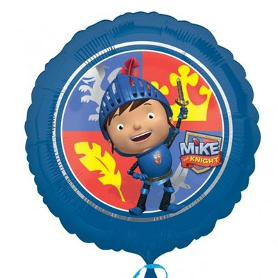 Mike the Knight Party Foil Balloon