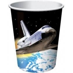 Space Odyssey Party Cups