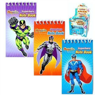 Super Hero Notebook - Back in stock