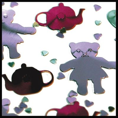Teddy Bears Party Confetti