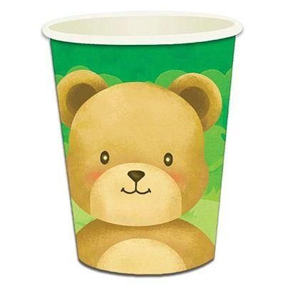 Teddy Bears Picnic Cups