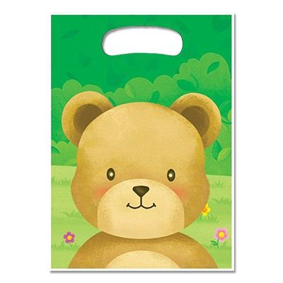 Teddy Bears Picnic Party Bags