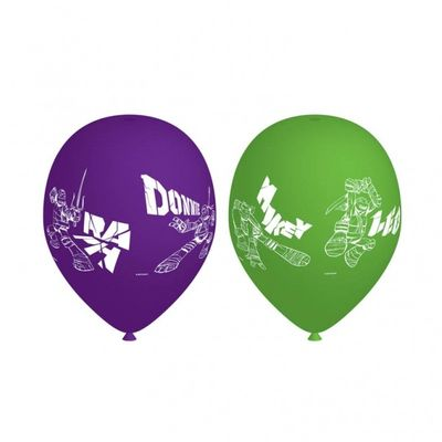 Teenage Mutant Ninja Turtles Party Balloons