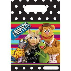 The Muppets Party Bags - Special Price