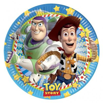 Toy Story Party Plates