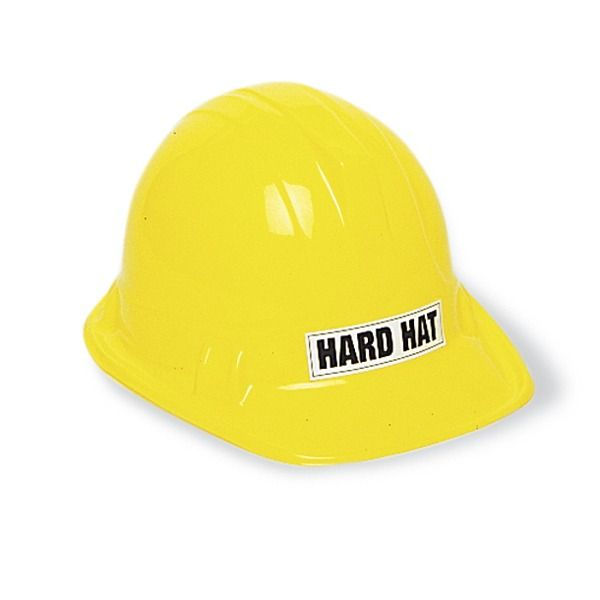 Yellow Builder Hat