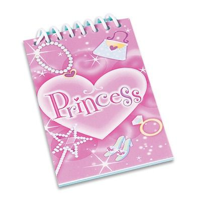 Princess Notebook - multibuy x 12