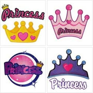 Princess Tattoo