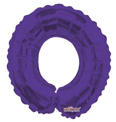 Purple Foil Balloon - Age 0 - 14Inch