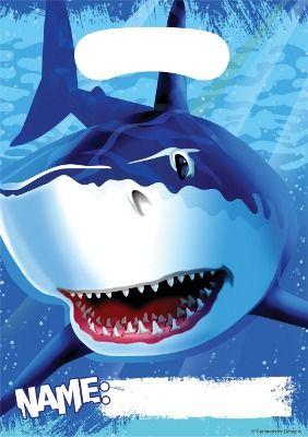 Shark Splash Party Bags